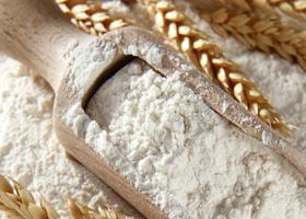 Grains, flours, groats, grits
