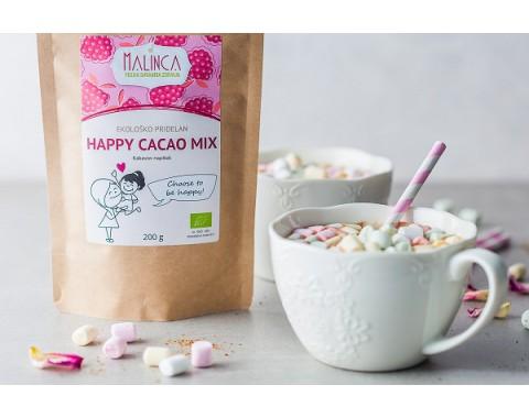 Happy Cacao mix Organic 200g