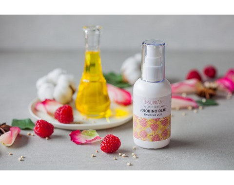 Jojoba oil Organic 100ml