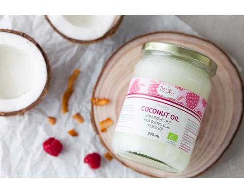 Extra Virgin Coconut oil Organic 500ml