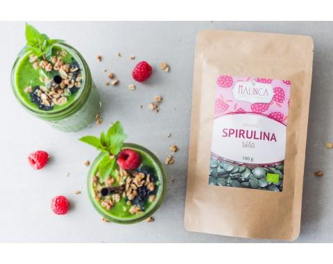 Spirulina tablets Organic 100g