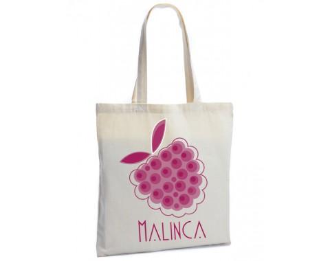 Eko nakupovalna vrečka Malinca