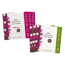 Dark chocolate 6-pack