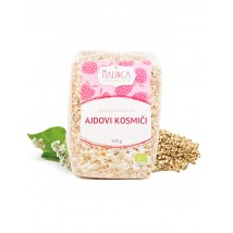 Buckwheat flakes Organic 500g