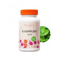 Magnezij iz ekološke pridelave (60 kapsul)