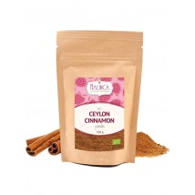 Organic Ceylon cinnamon 100g