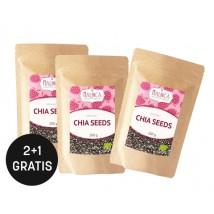 Organic Chia Seeds 200g Buy 2 get 1 free