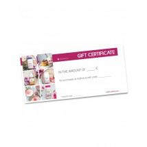 Gift certificate of your chosen value