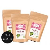 Detox mix iz ekološke pridelave 100g 2+1 gratis