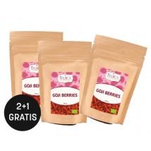 Organic Goji berries 250 g Buy 2 get 1 free