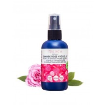 Organic Damascus Rose Hydrosol (Rose Water) 100 ml