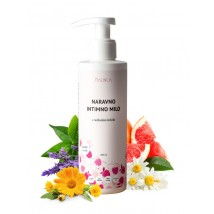 Natural intimate soap 200 ml