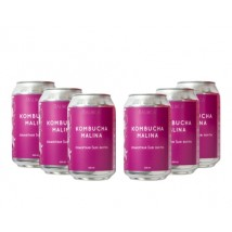 Kombucha Raspberry 330 ml Buy 5 get 1 Free
