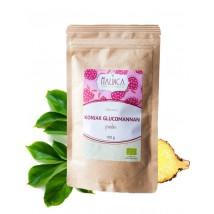 Organic Konjac Glucomannan Powder 100g