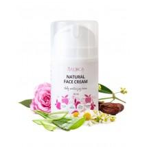 Natural moisturizing face cream 50 ml