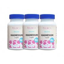 Organic Magnesium 3 x 60 capsules