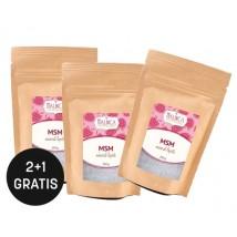 MSM - mineral lepote 250g 2+1 gratis