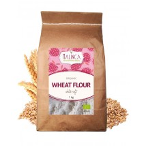 Organic Soft White Wheat Flour 1kg