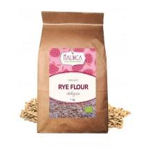 Organic Rye Wholegrain Flour 1kg