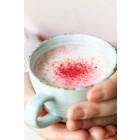 Roza kavica