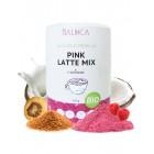 Pink latte mix iz ekološke pridelave