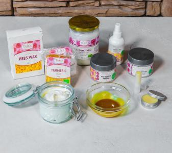 Balm, Cream and Toothpaste – homemade DIY