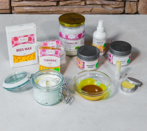 Balm, Cream and Toothpaste – homemade DIY